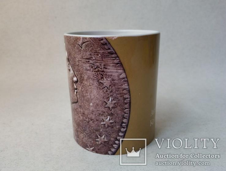 Чашка с логотипом Violity, фото №5