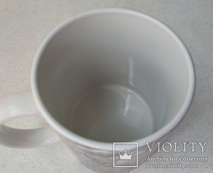 Чашка с логотипом Violity, фото №6