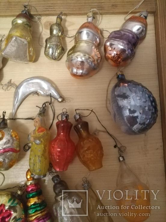 Игрушки на елку одним лотом, фото №5
