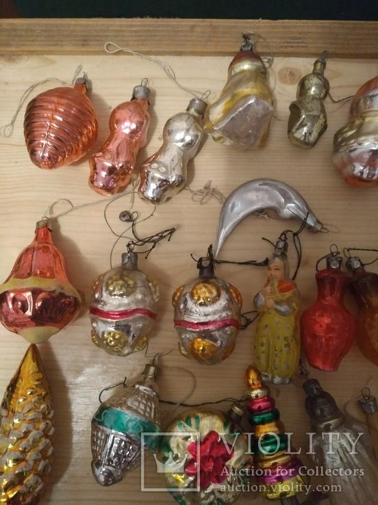 Игрушки на елку одним лотом, фото №6
