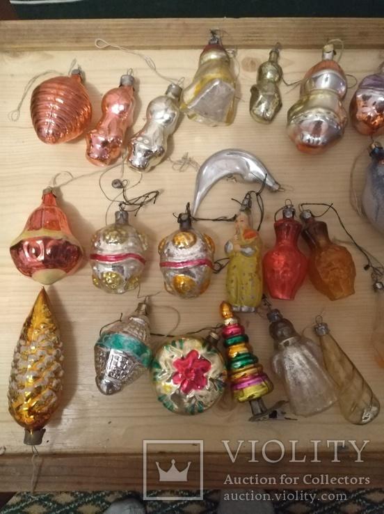 Игрушки на елку одним лотом, фото №7