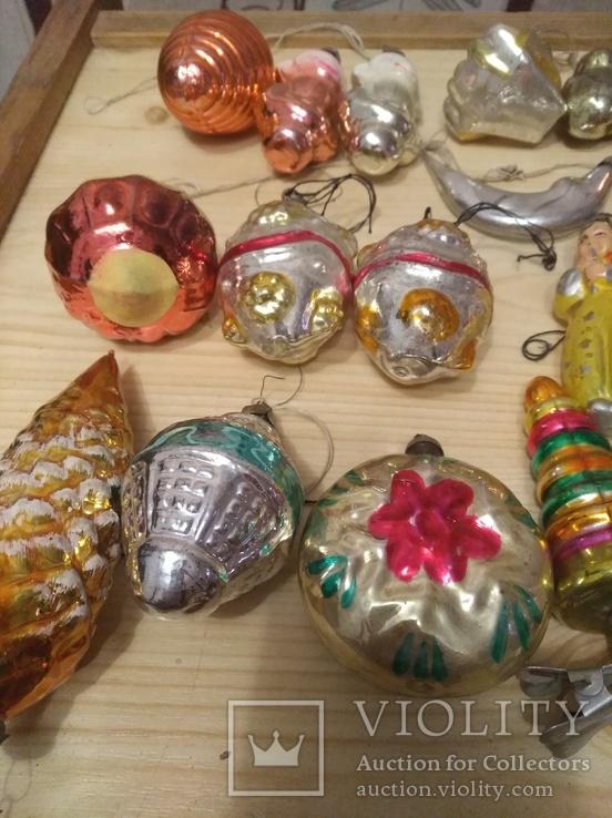 Игрушки на елку одним лотом, фото №8
