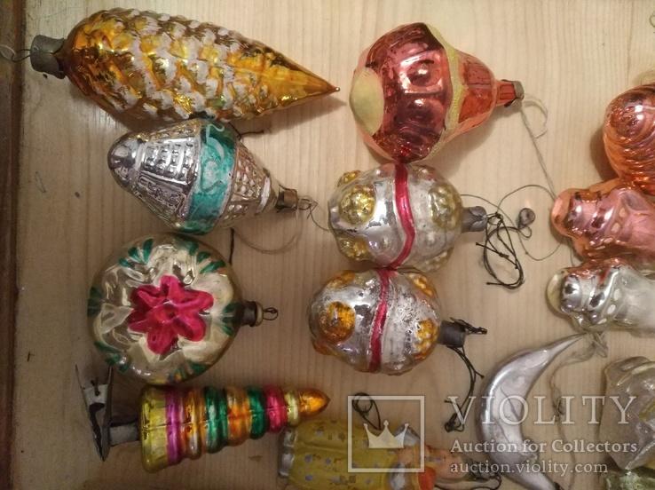 Игрушки на елку одним лотом, фото №10