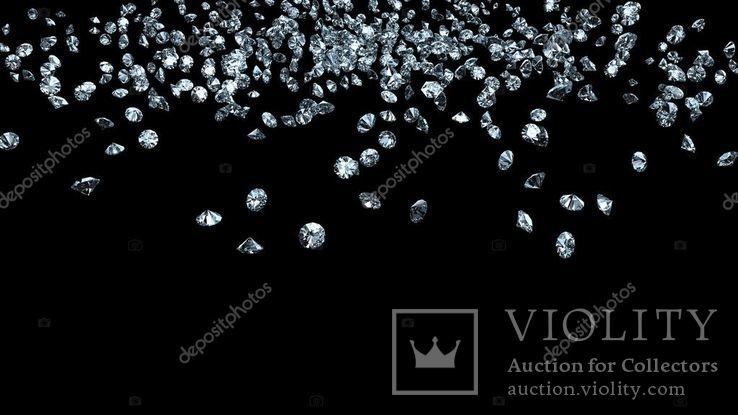 285 бриллиантов