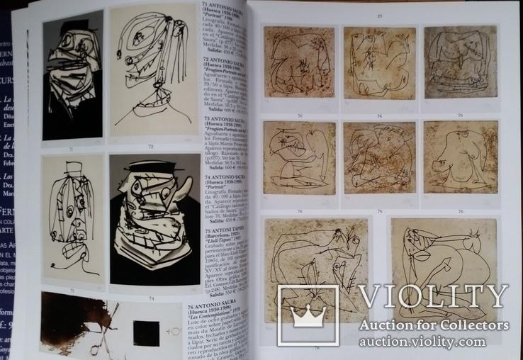 Аукц.каталог Fernando Duran, 27.12 Madrid 2006, фото №4