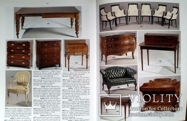Аукц.каталог Fernando Duran, 27.12 Madrid 2006, фото №13