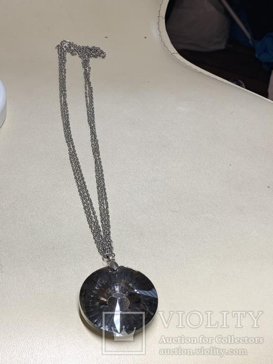 Большрй красивый кулон 53 грамма, фото №5