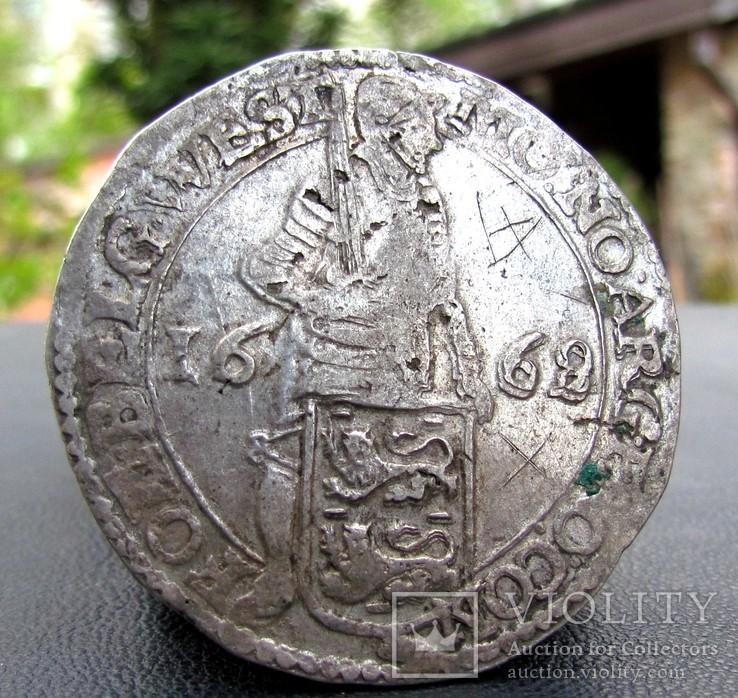 Сільвер дукат 1668 р.
