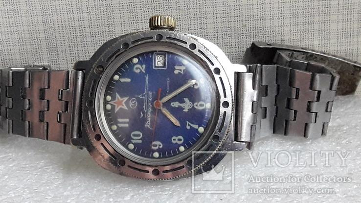 Часы Командирские СССР