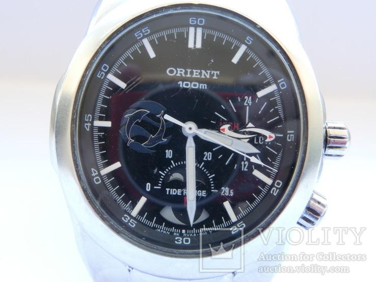 Orient 100m