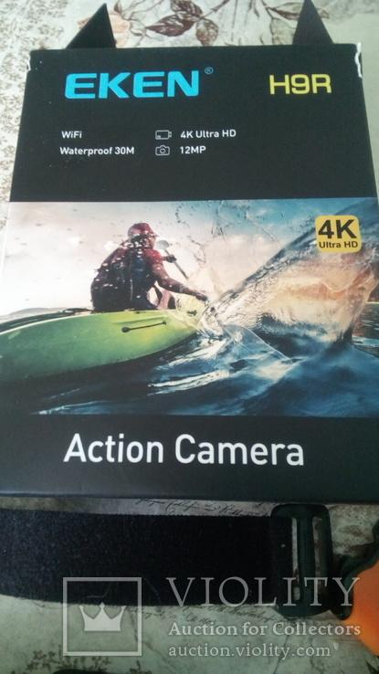 Экшн камера экен H9R 4k wifi