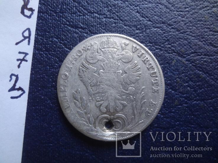 20 крейцеров 1780  Австро-Венгрия серебро     (Я.7.3)~, фото №4