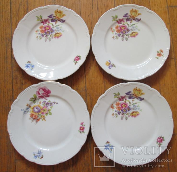 Немецкие тарелки., фото №2