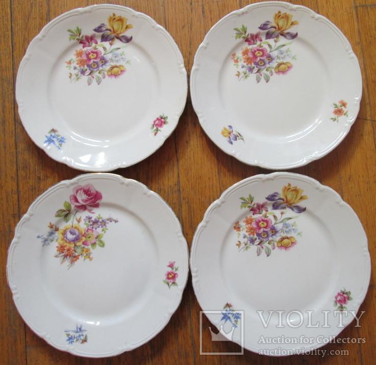 Немецкие тарелки., фото №3