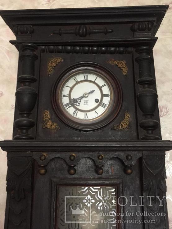 Часы No1 Gustav Becker