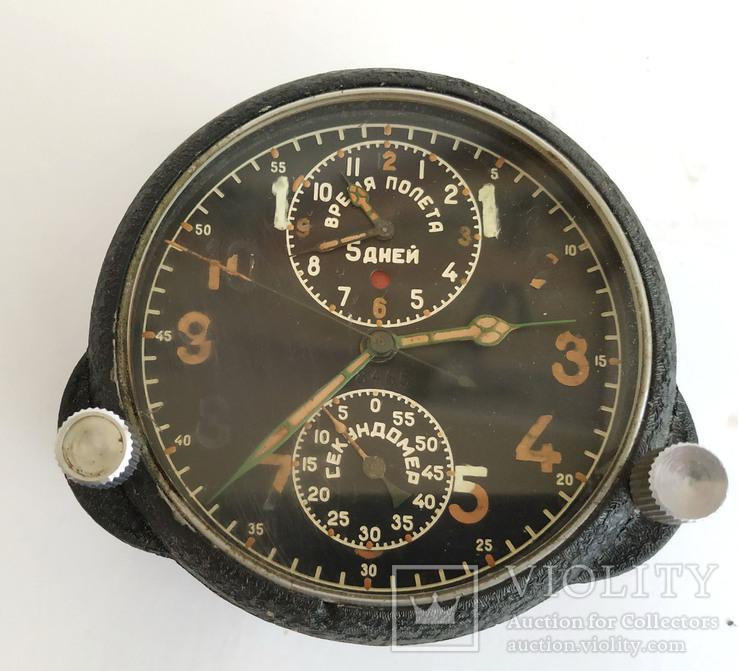 Часы авиационные АЧХ