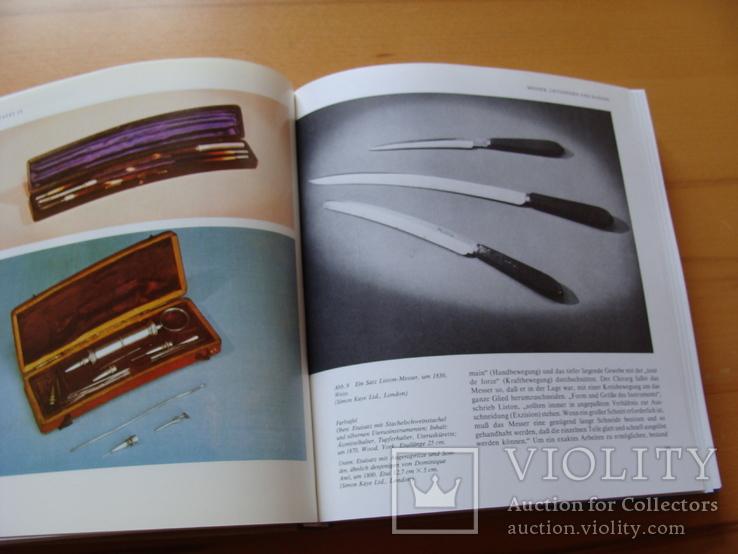 Alte Medizinische Instrumente. Старые медицинские инструменты., фото №8