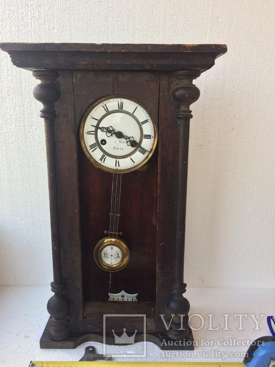 Часы Le Roi a Paris