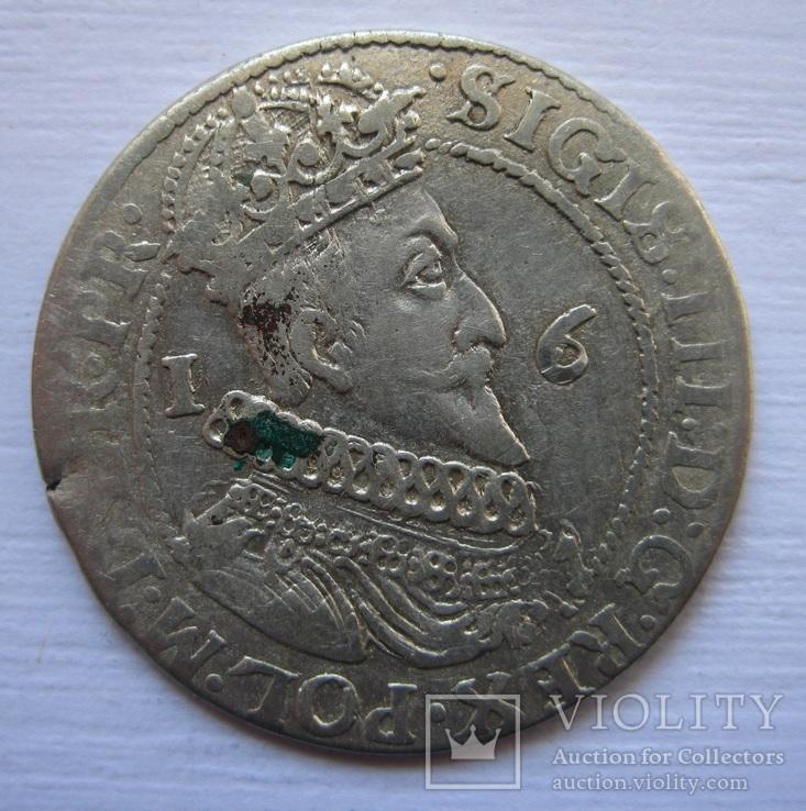 Гданьский орт 1624 г.