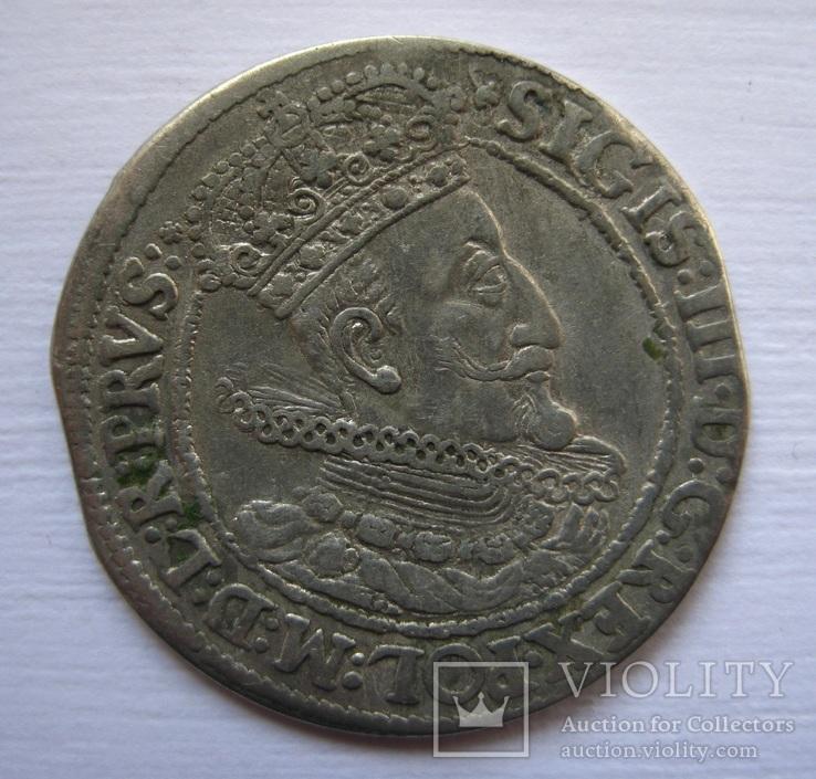 Гданьский орт 1615 г.