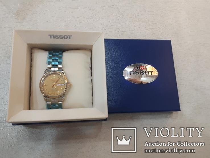 Новый Tissot seastar 2 T55.0.483.21, фото №9