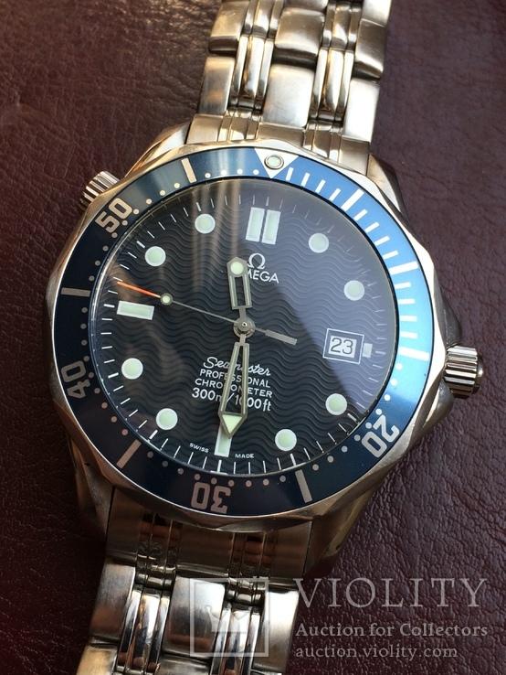 Omega Seamaster300 Automatic Chronometer