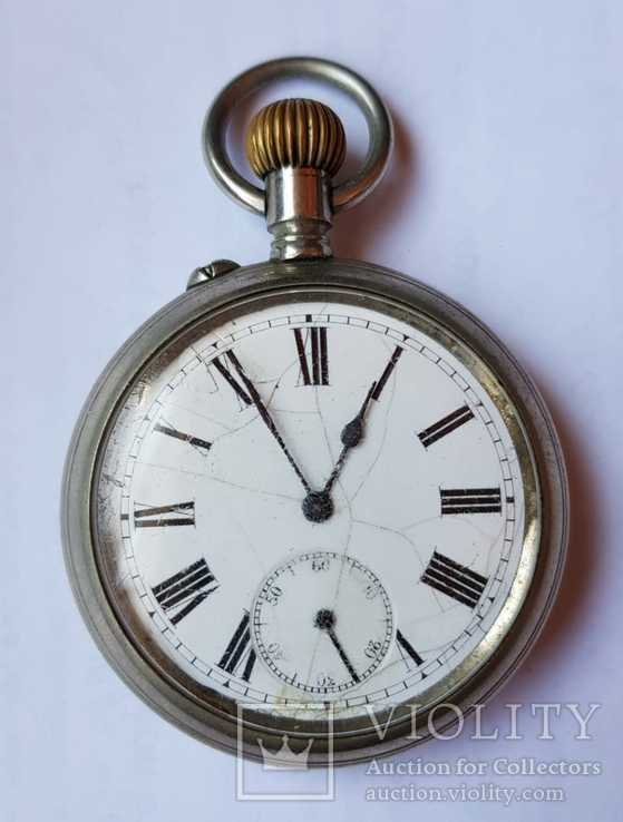 Часы Павлъ Буре