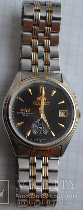 Orient - родной браслет