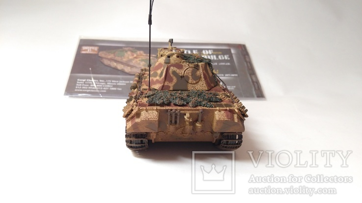 Panther Tank AUSF - Battle of the Bulge  1:50, CORGI, фото №4
