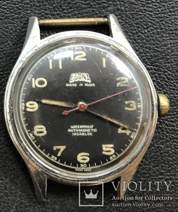 Наручные военные часы EGONA