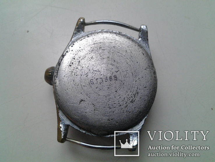 Часы немецкие трофейные Trabant, фото №5