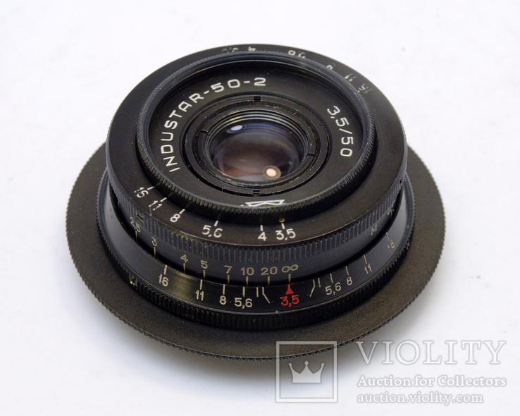 Industar 50-2 for Nikon, фото №2