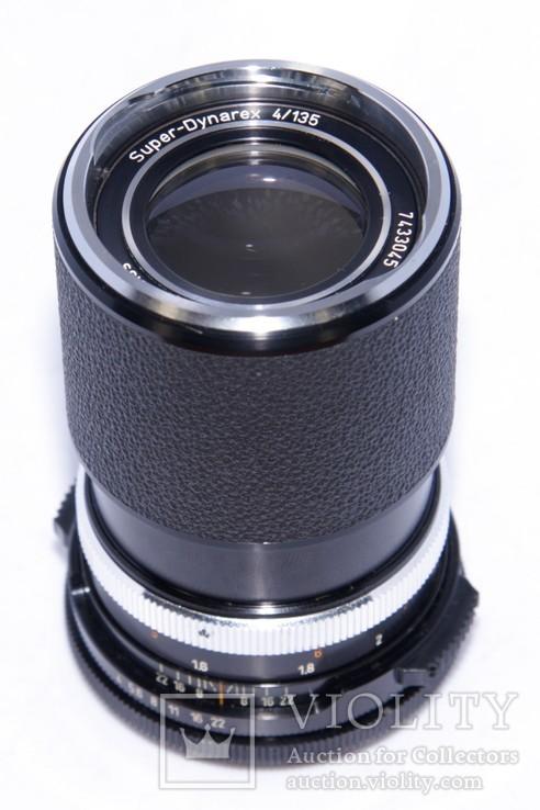 Carl Zeiss West Dynarex 4/135mm - Zeiss Ikon -, фото №2