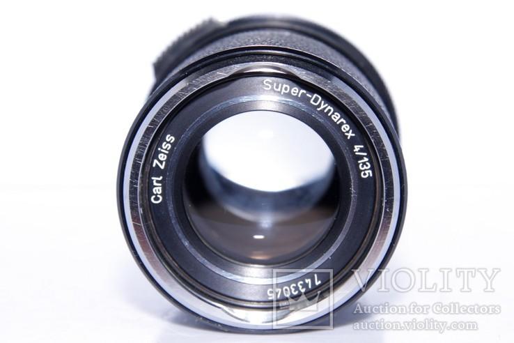 Carl Zeiss West Dynarex 4/135mm - Zeiss Ikon -, фото №7