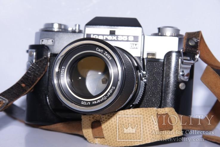 Carl Zeiss West Dynarex 4/135mm - Zeiss Ikon -, фото №9