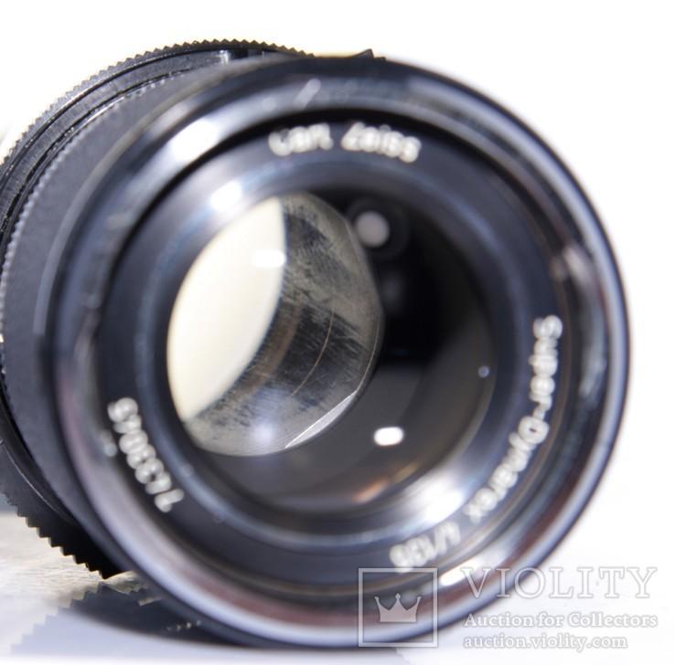 Carl Zeiss West Dynarex 4/135mm - Zeiss Ikon -, фото №10