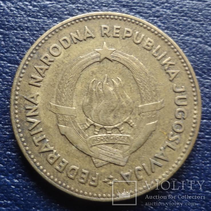 50 динар 1955  Югославия    (U.5.4)~, фото №3