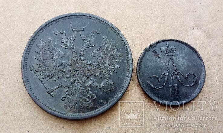 5 копеек 1866 ЕМ + бонус, фото №5