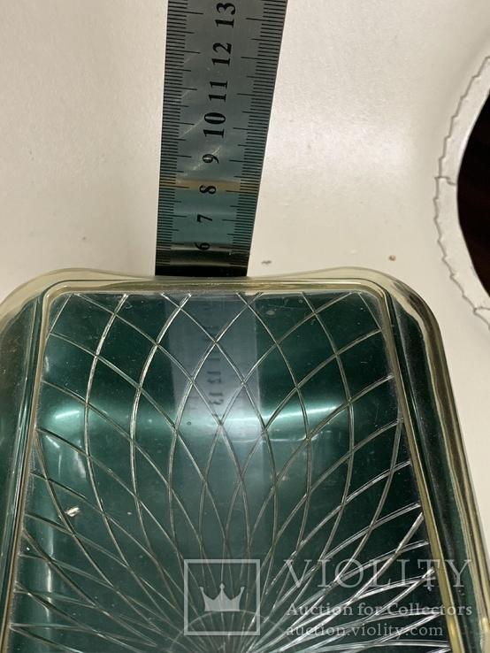 Шкатулка пластик СССР цена 1 рубль клеймо, фото №4