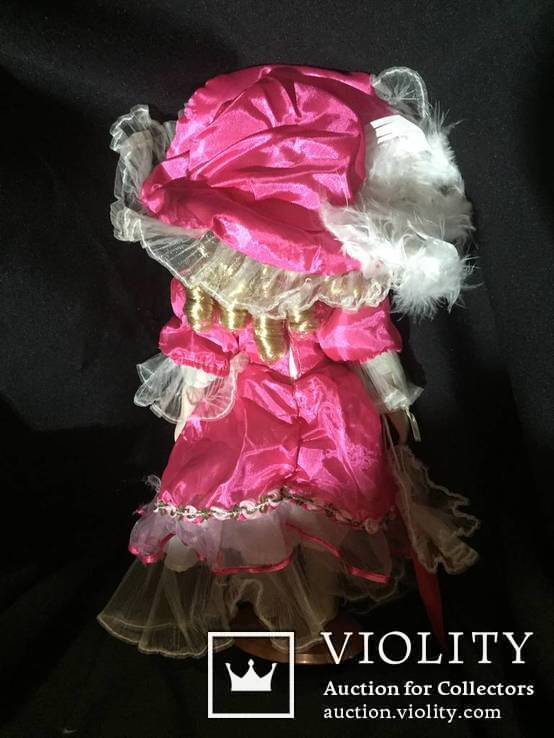 Кукла (лот фарфоровых кукол винтаж) 5 шт., фото №11