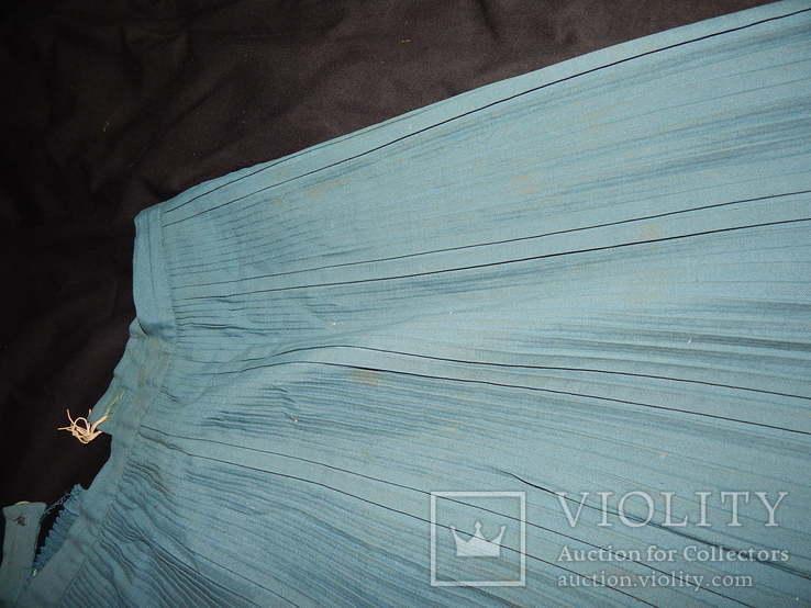 Спідниця старовинна жатка, фото №3