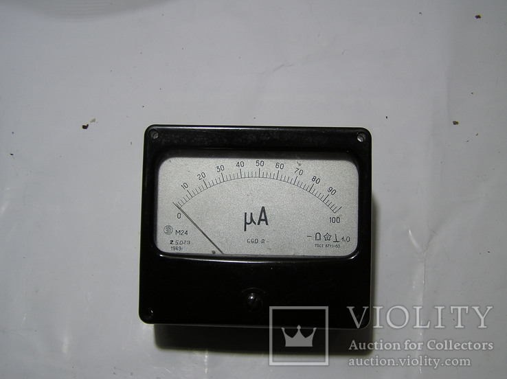 Головка измерительная М24. Б/у.