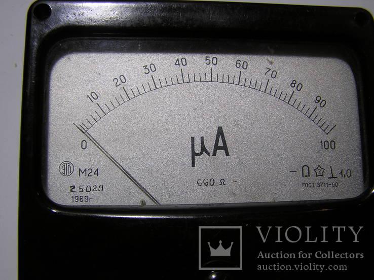 Головка измерительная М24. Б/у., фото №3