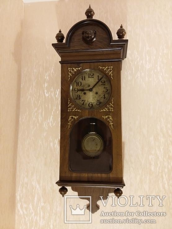 Настенные часы с четвертным боем, фото №2