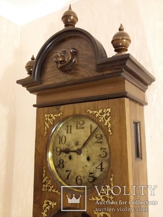 Настенные часы с четвертным боем, фото №4