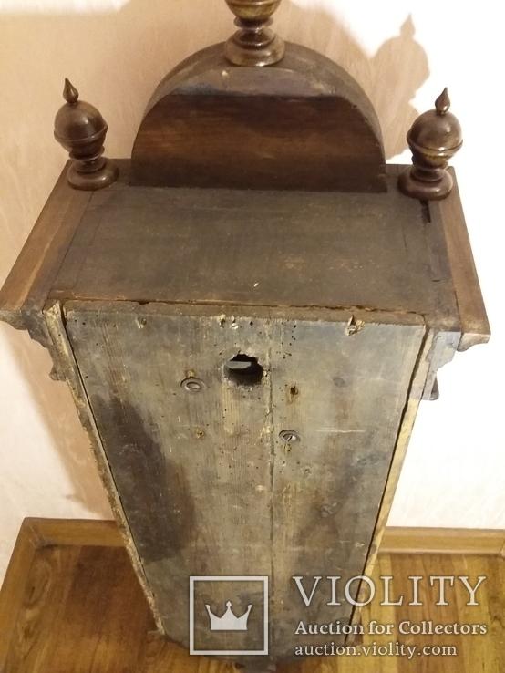 Настенные часы с четвертным боем, фото №7