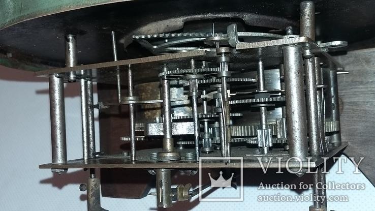 Настенные часы с четвертным боем, фото №11