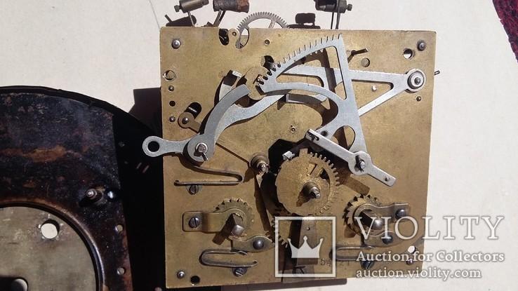 Настенные часы с четвертным боем, фото №12