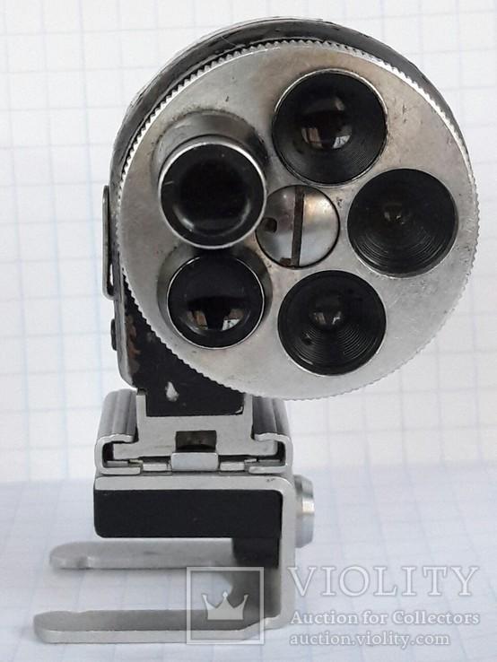 Видоискатель револьверного типа 24*36