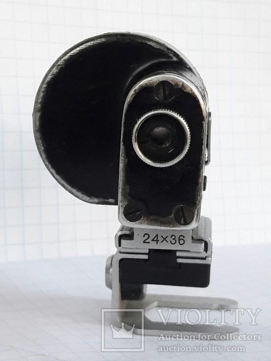 Видоискатель револьверного типа 24*36, фото №5
